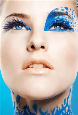 Makeup artist sydney halloween